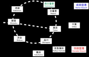 空港・都心へのアクセス